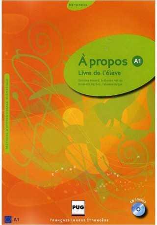 A propos A1 książka + CD