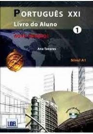Portugues XXI 1 podręcznik + ćwiczenia + CD audio