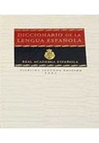 Diccionario de la lengua espanola /2 vols/