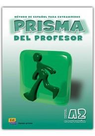 Prisma nivel A2 przewodnik metodyczny + CD