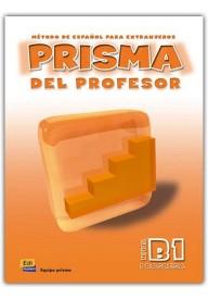 Prisma nivel B1 przewodnik metodyczny + CD
