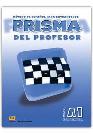 Prisma nivel A1 przewodnik metodyczny + CD