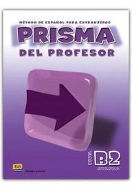 Prisma nivel B2 przewodnik metodyczny + CD