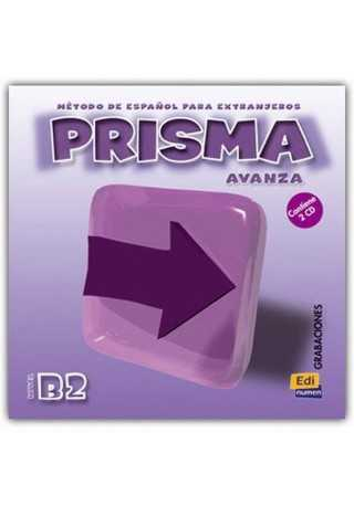Prisma nivel B2 CD audio