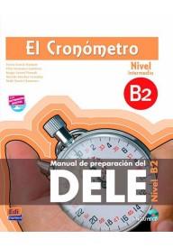 Cronometro nivel B2 książka + CD audio edycja 2013