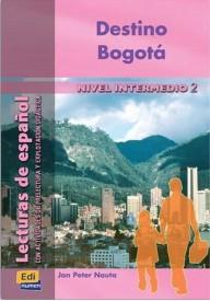 Destino a Bogota książka intermedio 2