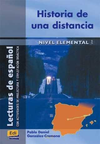 Historia de una distancia książka elemental