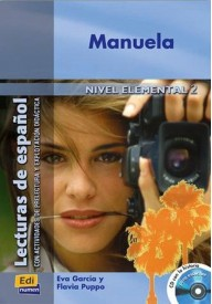 Manuela książka + CD elemental 2