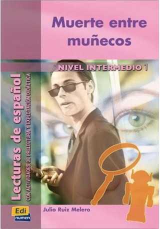 Muerte entre munecos książka intermedio