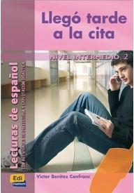 Llego tarde a la cita książka intermedio