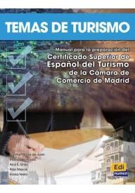 Temas de turismo podręcznik