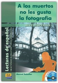 Muertos no les gusta la fotografia książka + CD superior 1