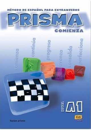 Prisma nivel A1 podręcznik + CD audio