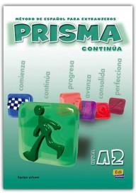 Prisma nivel A2 podręcznik + CD audio