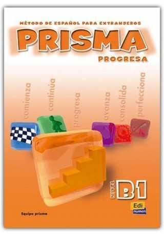 Prisma nivel B1 podręcznik + CD audio