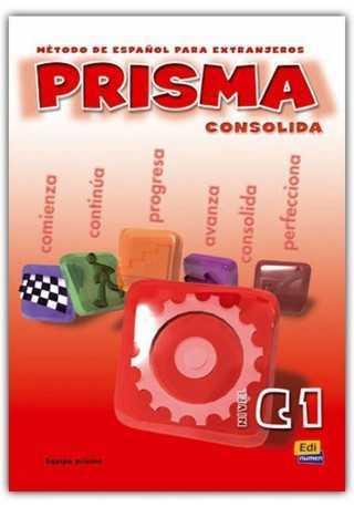 Prisma nivel C1 podręcznik + CD audio