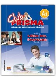 Club Prisma A1 poradnik metodyczny + CD audio