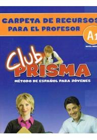 Club Prisma A1 zestaw dla nauczyciela