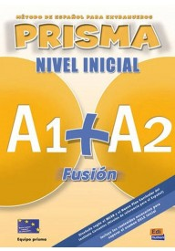 Prisma fusion A1+A2 podręcznik + CD audio