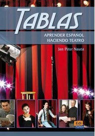 Tablas aprender espanol haciendo teatro