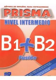 Prisma fusion B1+B2 podręcznik + CD audio /2/