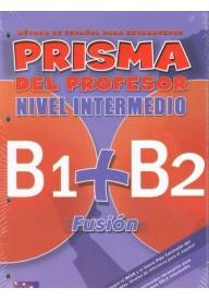 Prisma fusion B1+B2 przewodnik metodyczny