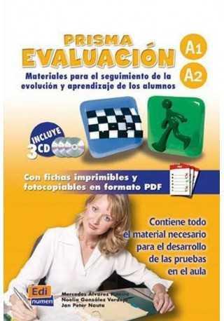 Evaluacion Prisma A1/A2 + CD audio/3/