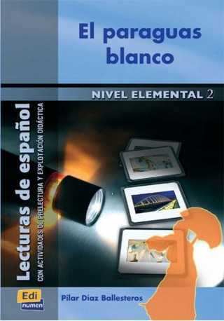 Paraguas blanco książka elemental 2