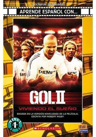 Gol II Viviendo el sueno libro + CD audio  /1/
