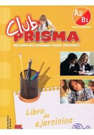 Club Prisma A2/B1 ćwiczenia