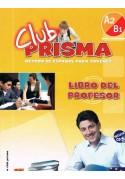 Club Prisma A2/B1 poradnik metodyczny + CD audio