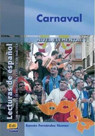 Carnaval książka elemental
