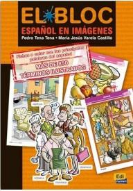 Bloc 1 Espanol en imagenes elemental A1/A2
