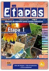 Etapas 1 podręcznik + ćwiczenia + CD audio