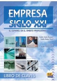 Empresa siglo XXI libro de claves