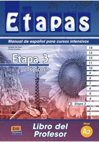 Etapas 3 podręcznik metodyczny /A2/