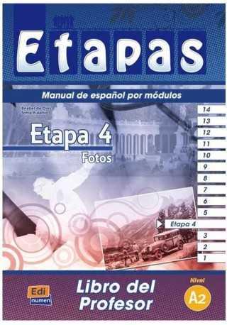 Etapas 4 podręcznik metodyczny /A2/