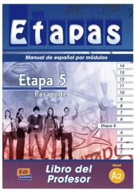 Etapas 5 podręcznik metodyczny /A2/