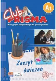 Club Prisma A1 ćwiczenia + klucz wersja polska