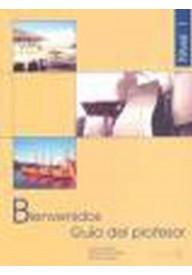 Bienvenidos 1 przewodnik metodyczny