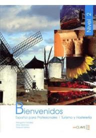 Bienvenidos 2 podręcznik + CD audio
