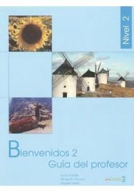 Bienvenidos 2 przewodnik metodyczny