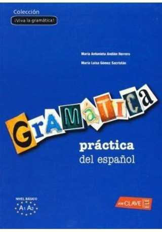 Gramatica practica del espanol basico książka
