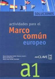 Marco comun europeo A1 solucionario