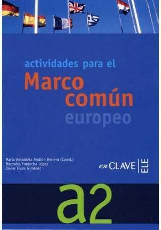 Marco comun europeo A2 actividades+CD