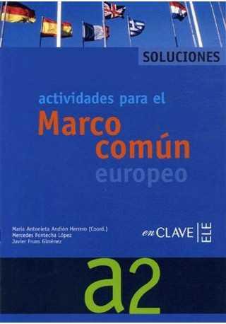 Marco comun europeo A2 solucionario