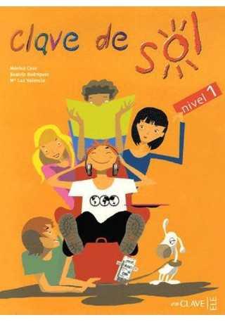 Clave de sol 1 podręcznik