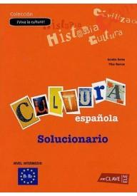 Viva la cultura en Espana solucionario