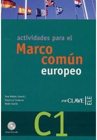 Marco comun europeo C1 actividades