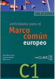 Marco comun europeo C1 soluciones